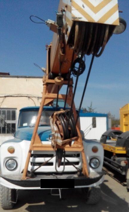 Фото - Продоставляем услуги автокрана КС-3575А, 10 тонн, ЗИЛ 133ГЯ, 1988 г.в.