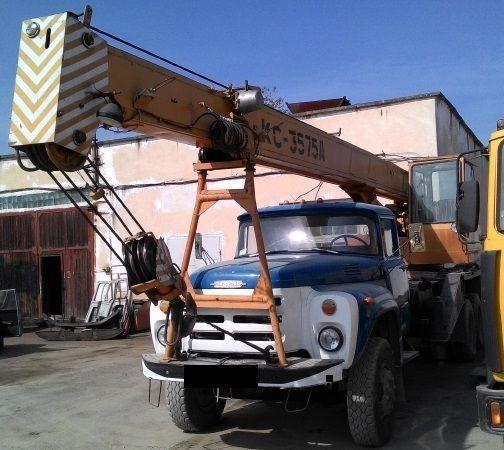 Фото 4 - Продоставляем услуги автокрана КС-3575А, 10 тонн, ЗИЛ 133ГЯ, 1988 г.в.