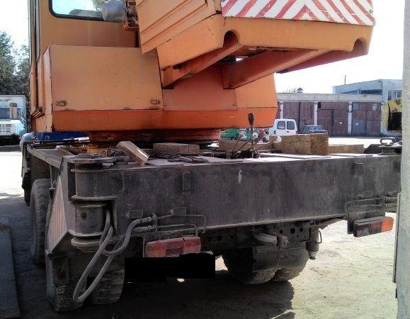 Фото 6 - Продоставляем услуги автокрана КС-3575А, 10 тонн, ЗИЛ 133ГЯ, 1988 г.в.