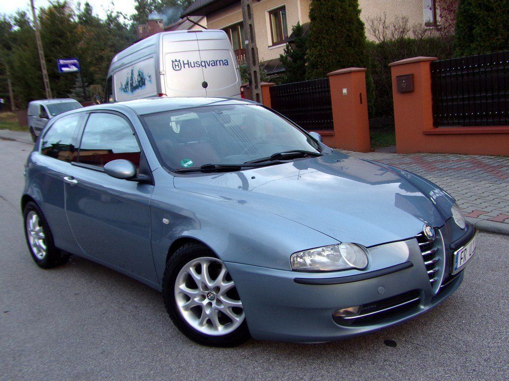 Зеркало левое,правое Alfa Romeo 147 (Альфа Ромео 147) 2000-2010г.