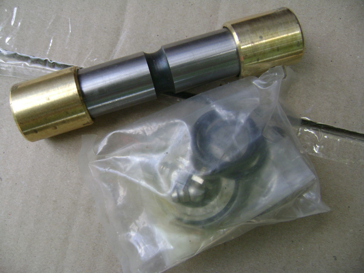 Ремкомплект шкворня MERCEDES 207-310 MEYLE, №0340330005