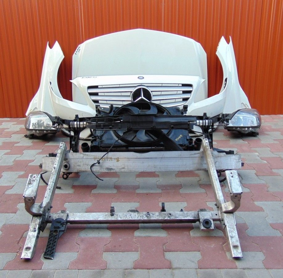 Mercedes B-class W246 Фара Решетка Разборка Дверь Капот Бампер Крыло