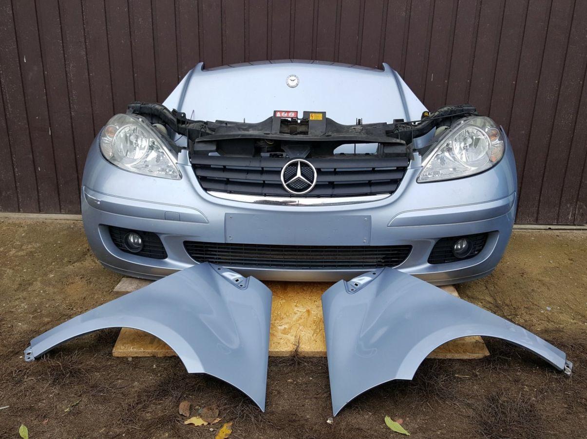 Разборка Mercedes A-class W169 Бампер Капот Фара Четверть Дверь Крыло