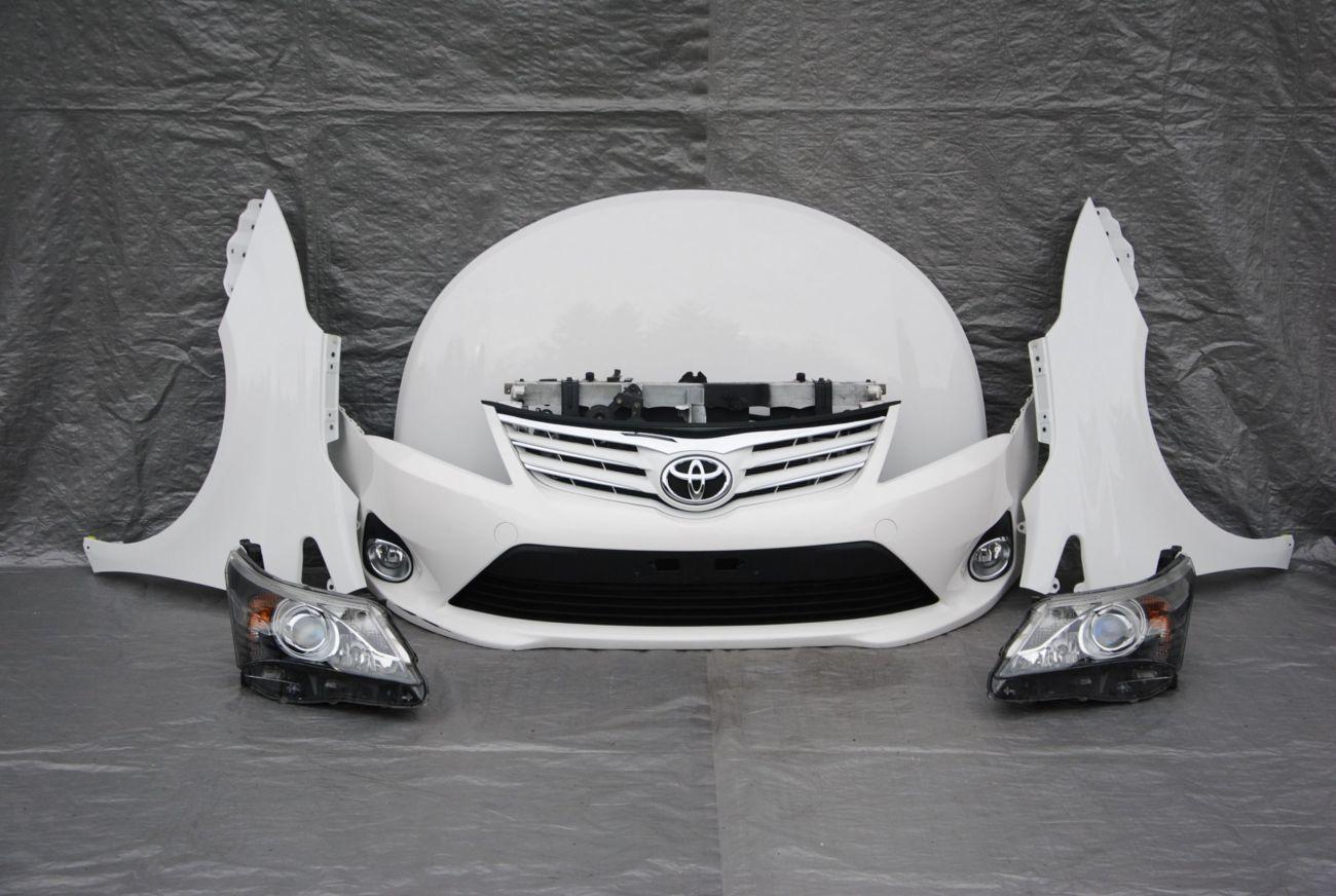 Разборка TOYOTA Avensis T270 Бампер Капот Фара Четверть Дверь Крыло