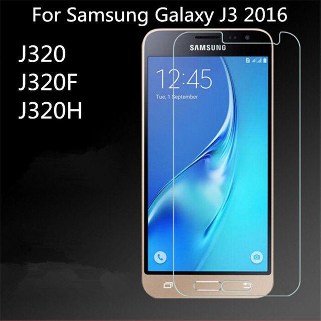 Защитное стекло для Samsung Galaxy J3