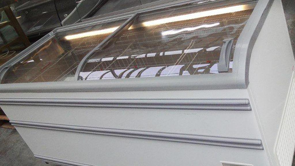 Морозильные лари камеры бу АНТ PARIS 250, 1100 л, с Европы
