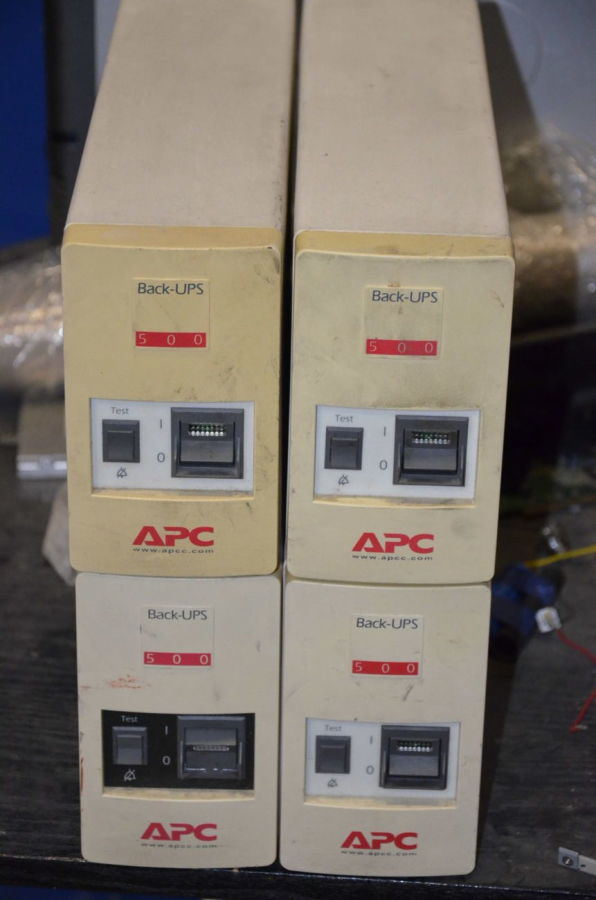 APC Back-UPS 500VA 230V