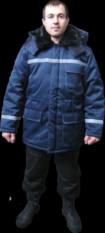 Куртка утепленная Вектор, Куртка мужская, теплая  Спецодежда