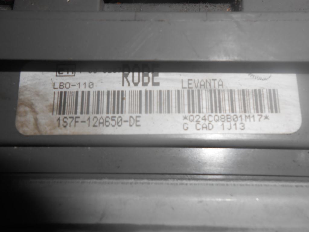 Блок управления двигателем FORD Mondeo MK3 00-07