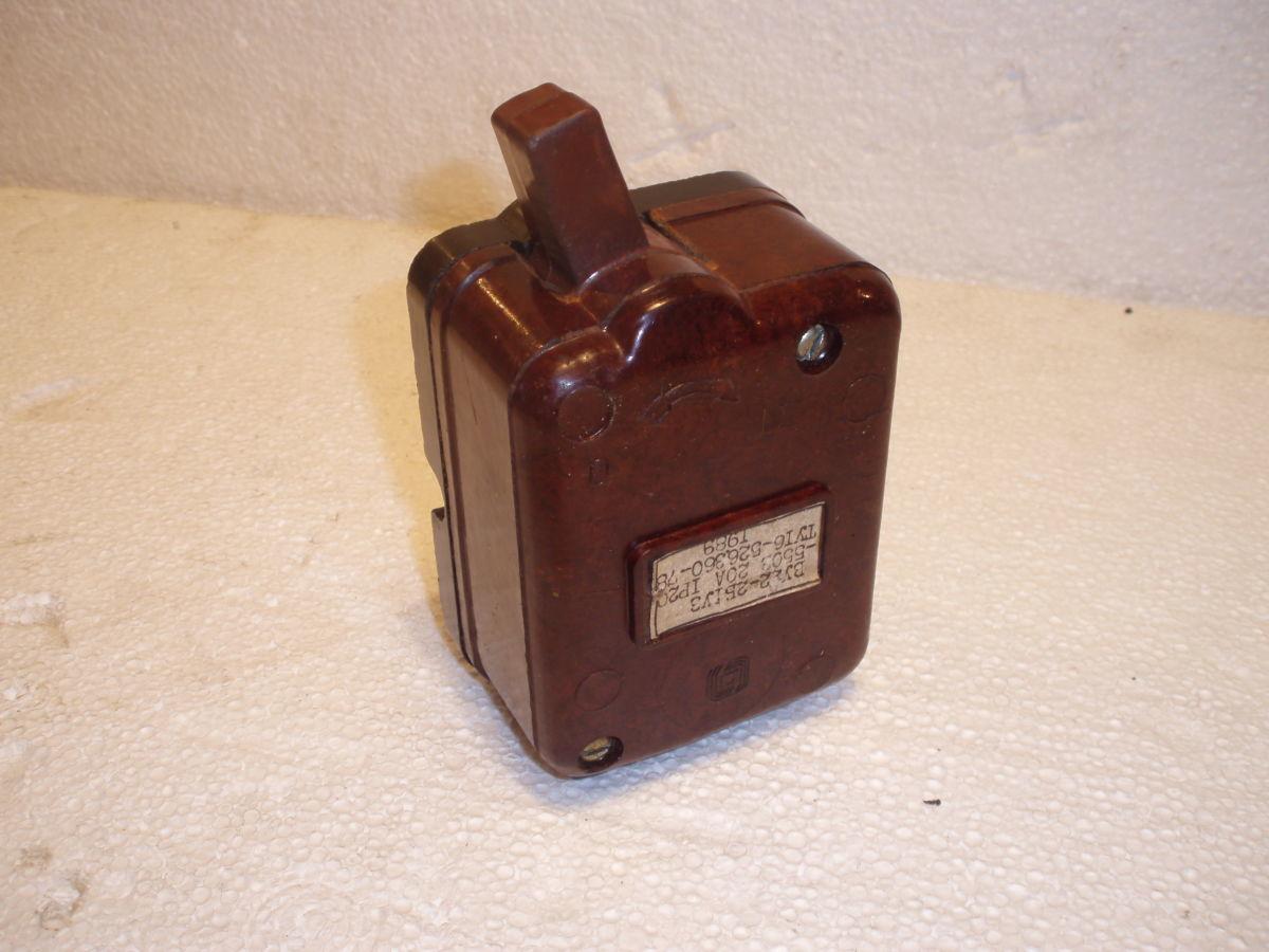 Выключатель ВУ22-2Б 1У3