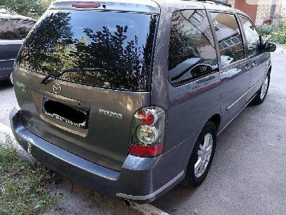 MAZDA MPV Бампер Разборка Дверь Крышка багажника Пороги Фонарь