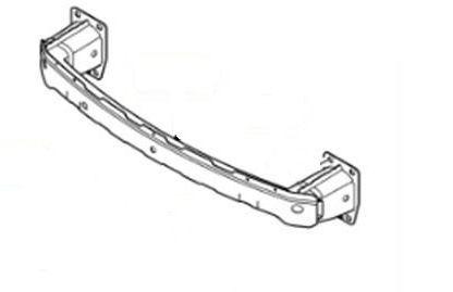 LR055992 Усилитель переднего бампера металлический   Evoque