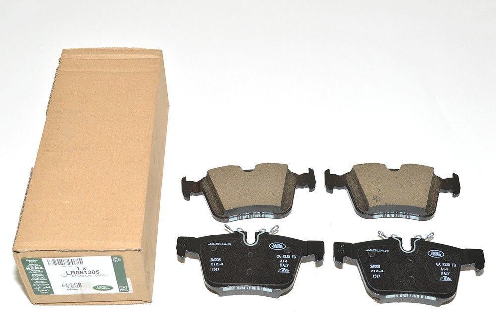 LR061385 Задние тормозные колодки   Range Rover Evoque