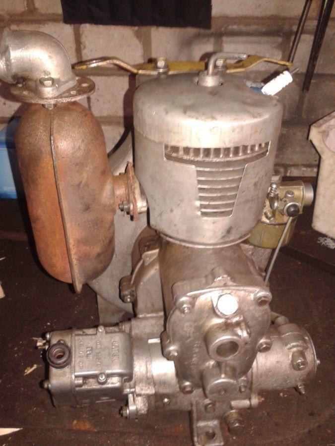 Продам двигатель 2СД-М1.