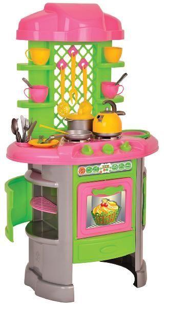 Детская кухня - самая высокая 82 см! Технок 8