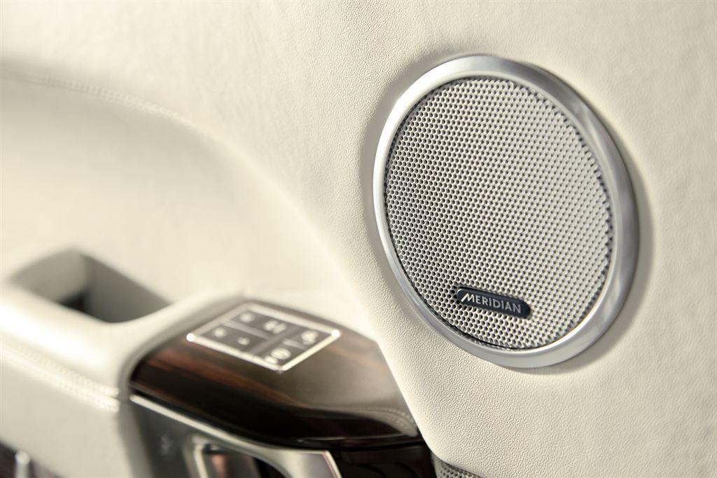 LR025876 Динамик среднего диапазона | Range Rover Evoque
