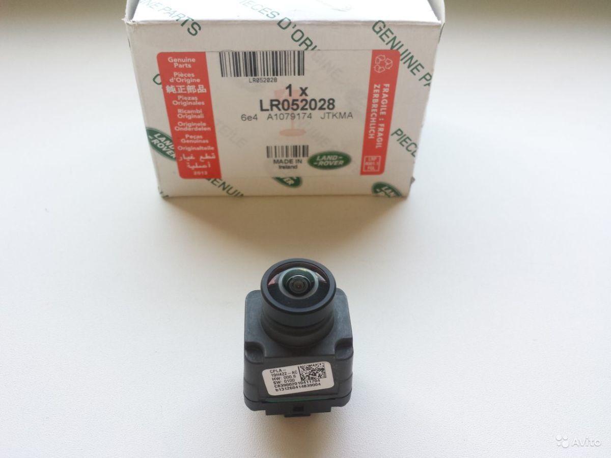 LR052028 Камера системы обеспечения круговой видимости, передняя