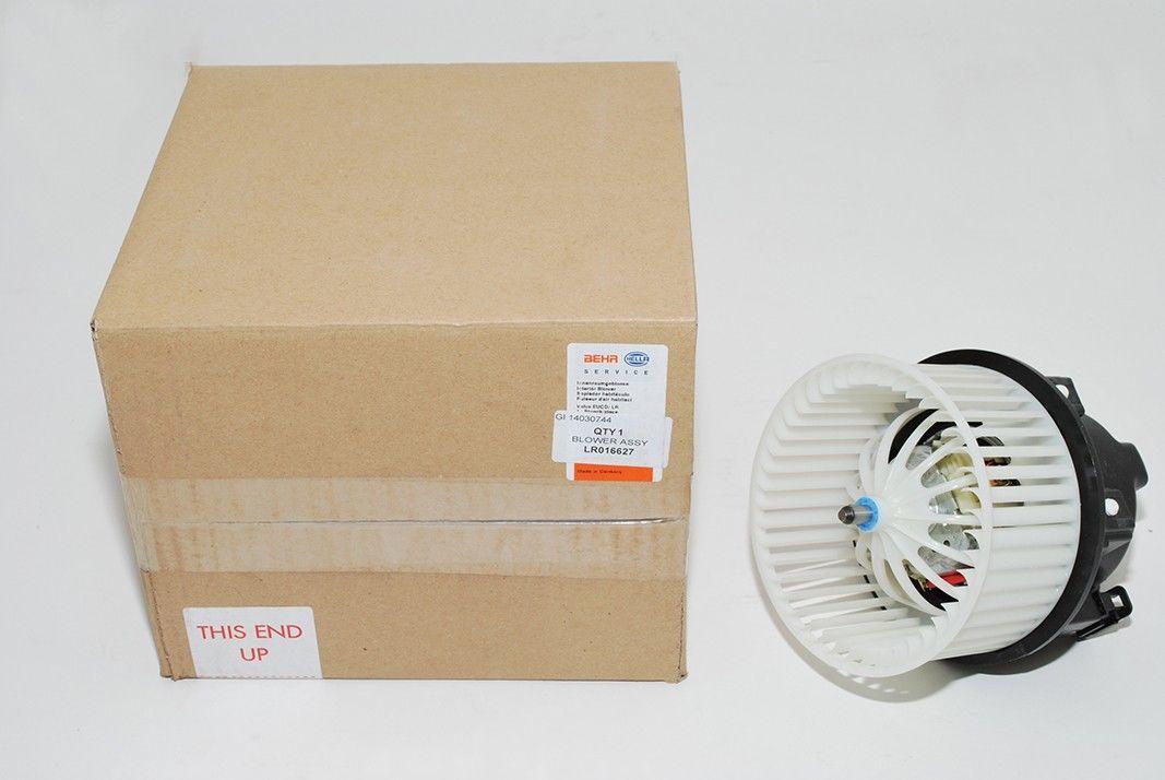 LR016627 Мотор (вентилятор) обдува печки | Range Rover Evoque