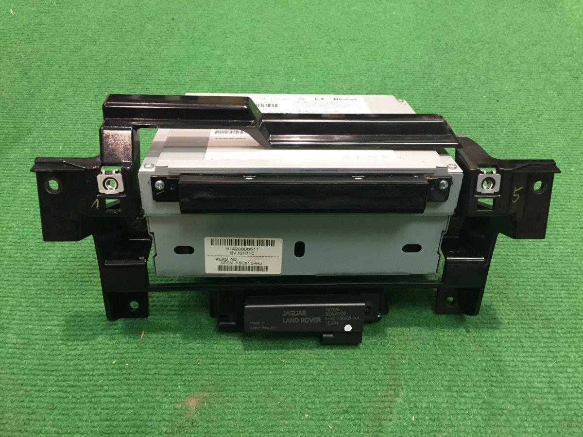 LR083311 Навигационный компьютер, проигрыватель дисков,  CD changer