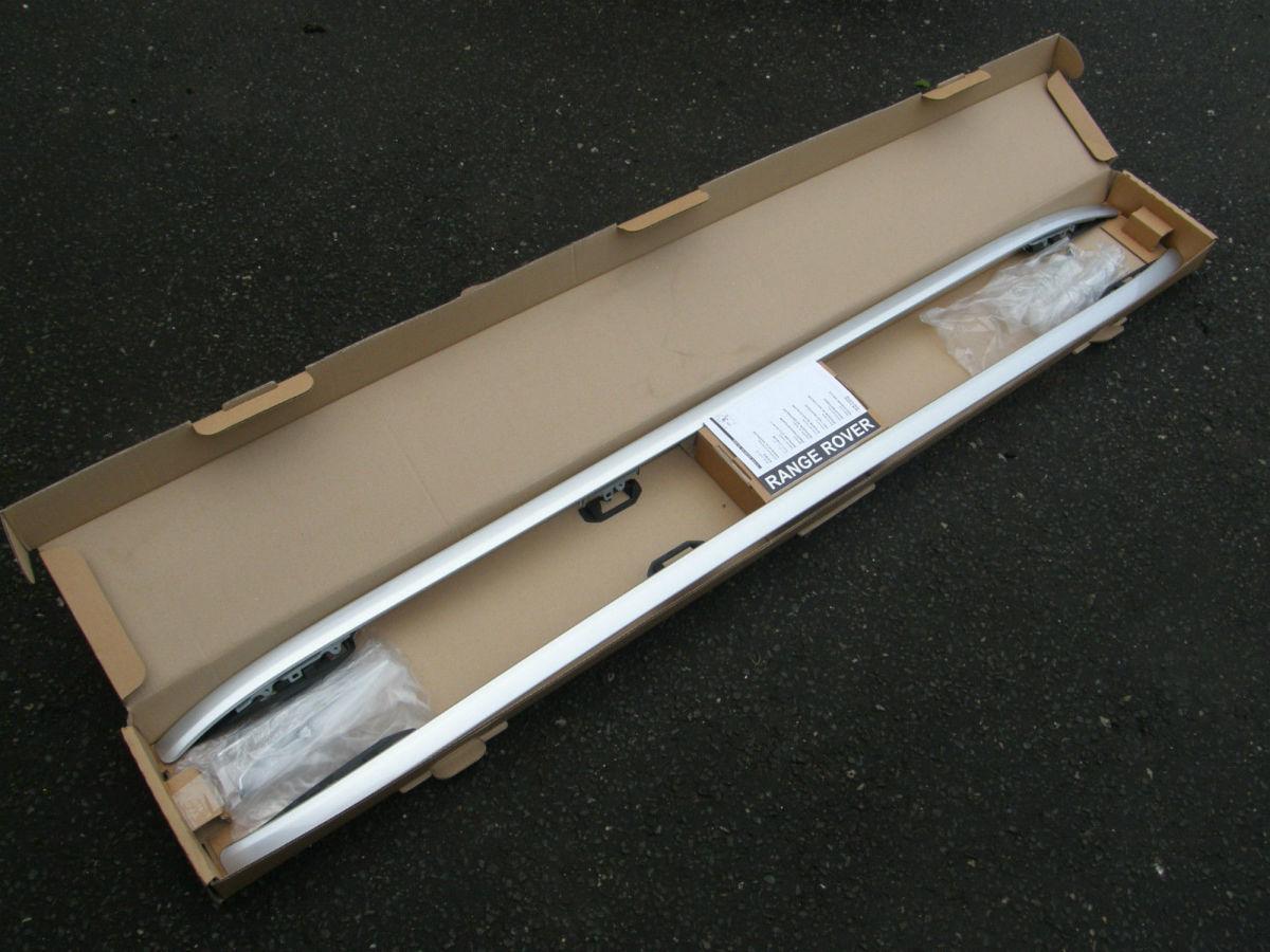 VPLGR0078 Продольные рейлинги, Silver | Range Rover