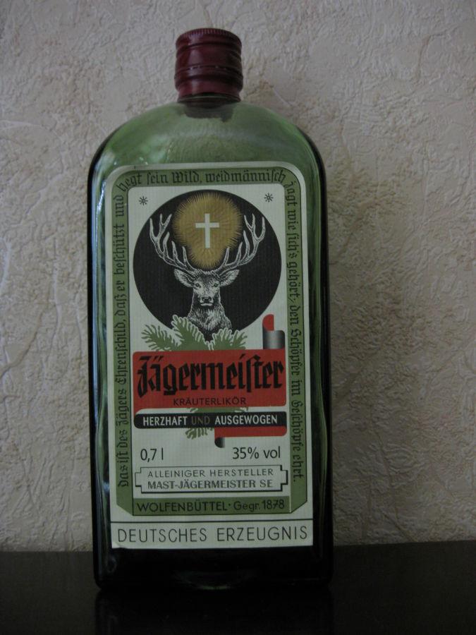 Бутылка в коллекцию или для интерьера №32