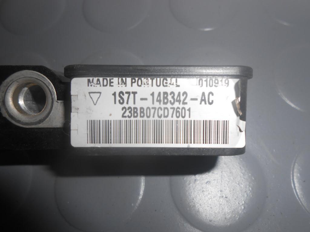 Датчик подушки безопасности (1S7T14B342AC) FORD Mondeo MK3 00-07