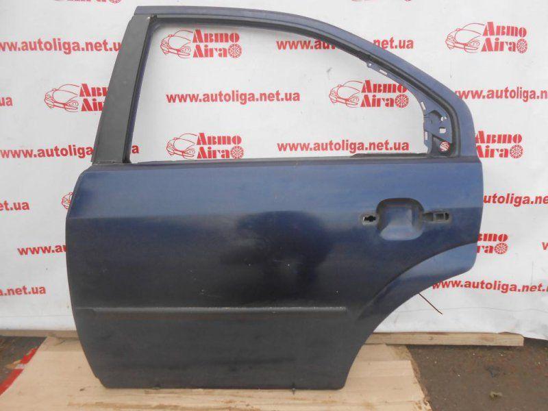 Дверь задняя левая (хетчбэк) FORD Mondeo MK3 00-07