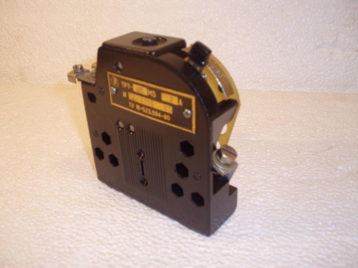 Реле тепловое ТРТ-115М3