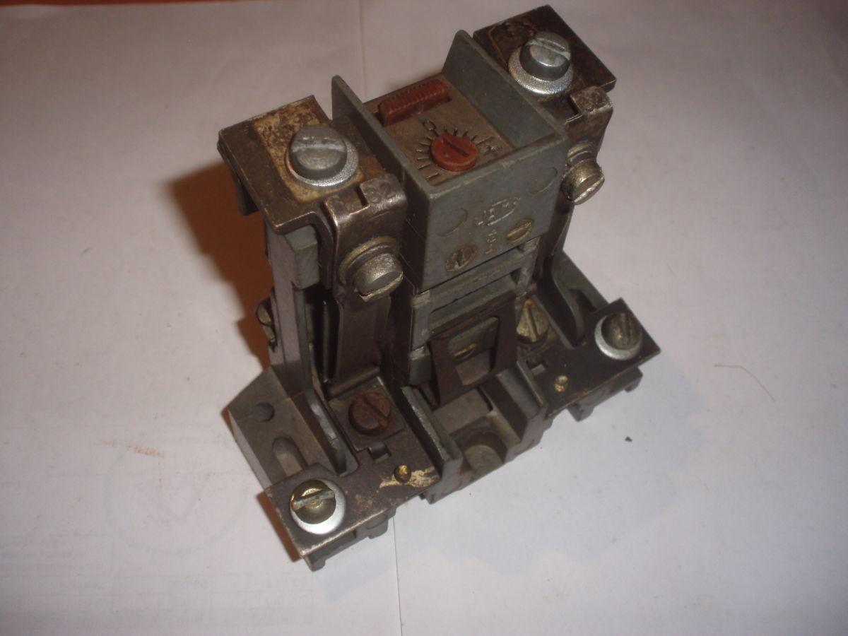 Реле тепловое ТРН-40