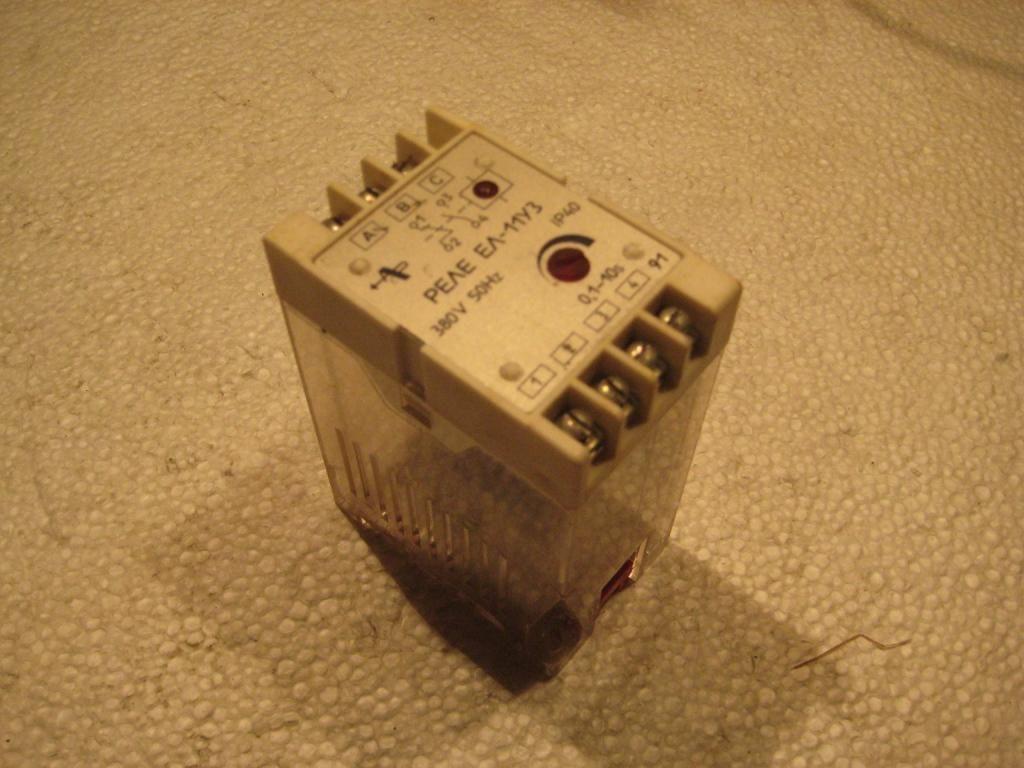 Реле контроля фаз ЕЛ-11 У3