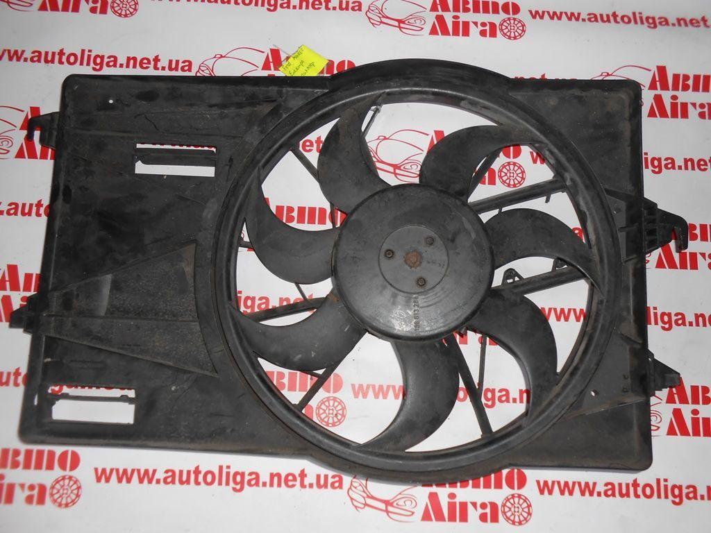 Диффузор радиатора (1317304) FORD Mondeo MK3 00-07