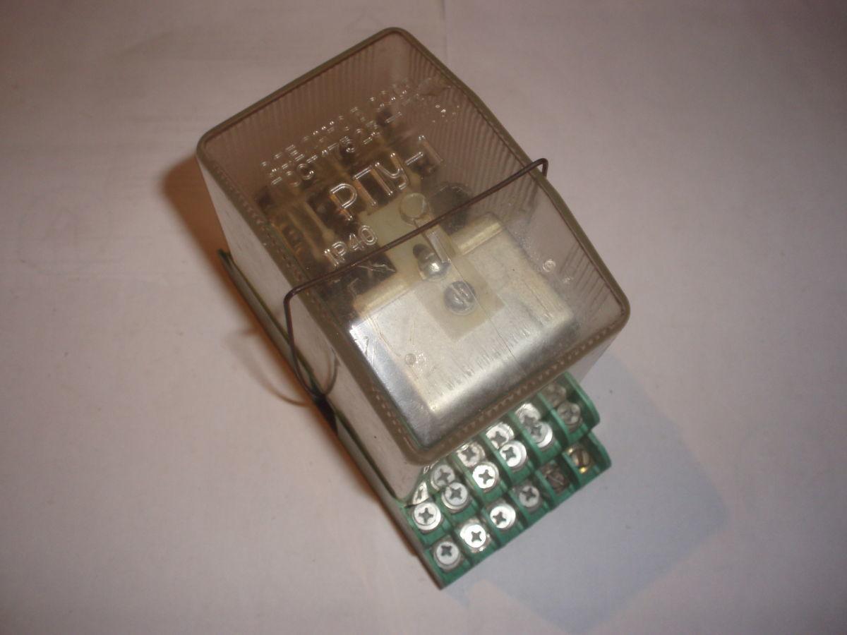 Реле промежуточное РПУ-1 У3