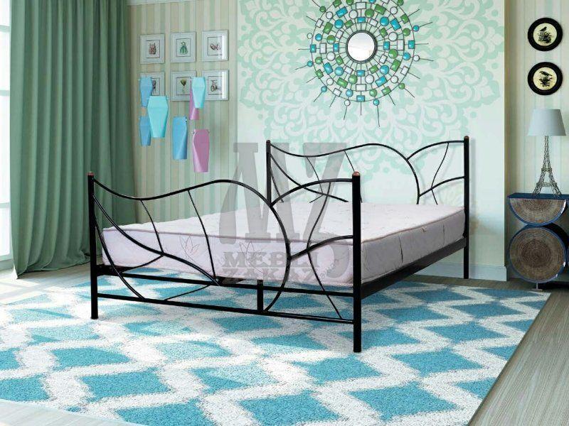Кровать Осенний лист