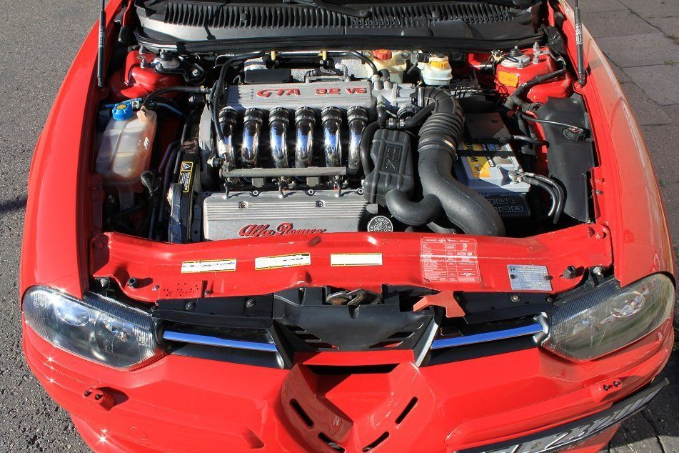 Alfa Romeo 156 (Альфа Ромео) Разборка детали б.у шрот 1997-2007 г.