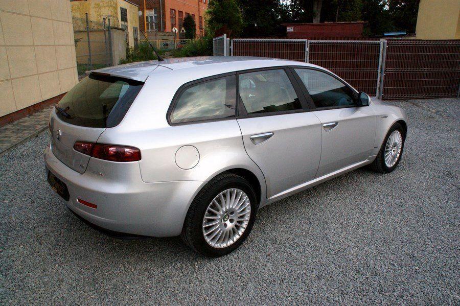 Стекло багажника Alfa Romeo 159 (Альфа Ромео 159) 2005-2011 г.