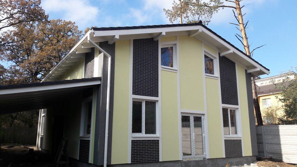Дом с огромной квадратурой!