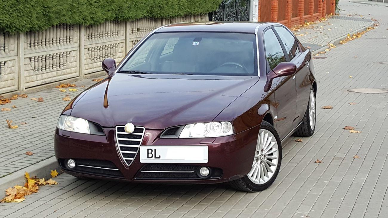 Разборка детали б.у запчасти Alfa Romeo 166(Альфа Ромео) 1998-2007 г.