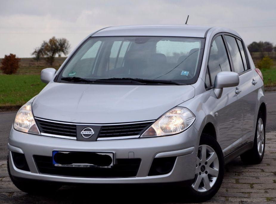 Разборка Nissan TIIDA Детали б/у Запчасти Шрот