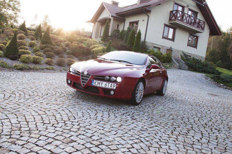 Alfa Romeo  (Альфа Ромео Брера )Разборка детали б.у шрот 05-10 г.
