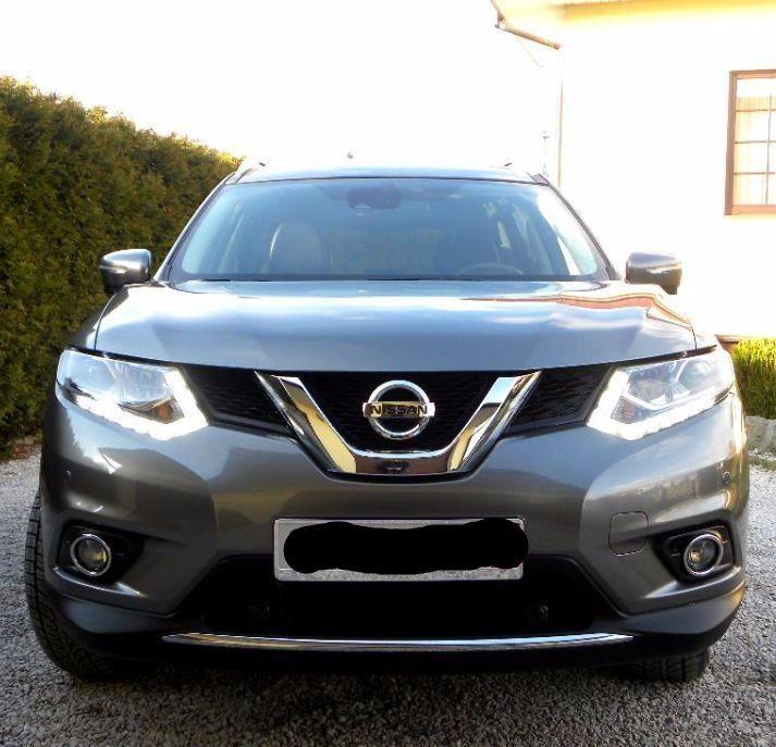 Разборка Nissan X-Trail Детали б/у Запчасти