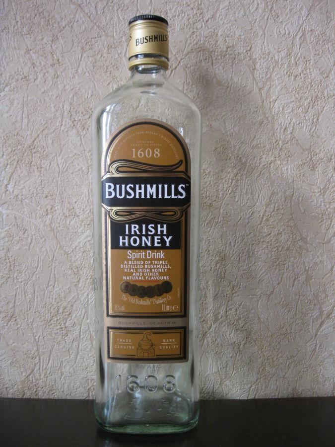Бутылка в коллекцию или для интерьера №8