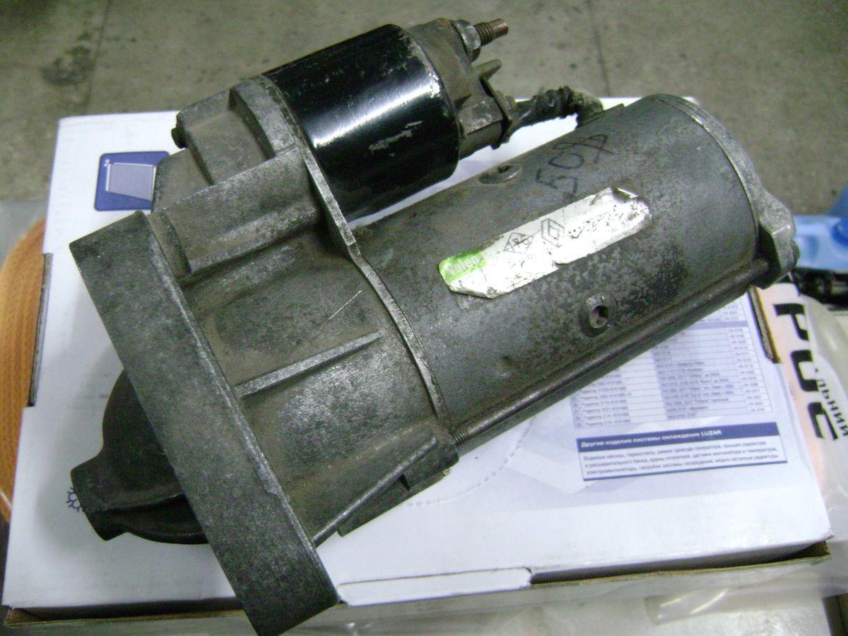 Стартер VALEO для автомобилей RENAULT NISSAN OPEL 8200018818