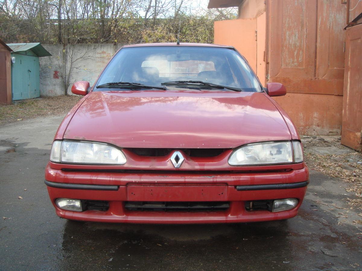 Renault 19 по запчастям.