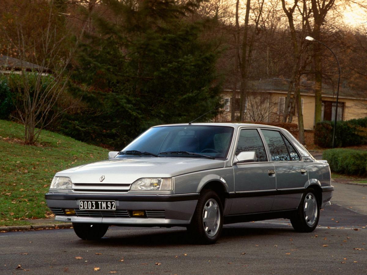 Renault 25 по запчастям.