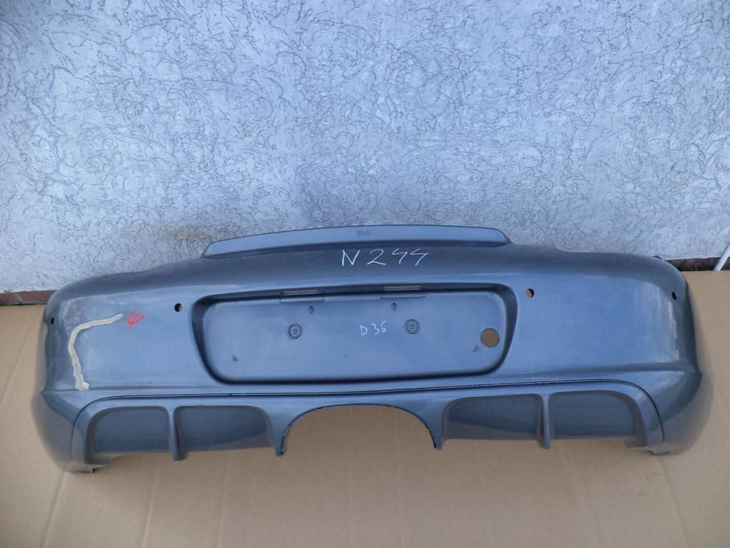 Разборка PORSCHE Boxster (987) Крышка багажника Фонарь Пороги Зеркало