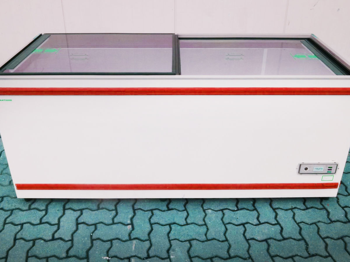 Морозильный ларь бу AHT Salzburg 210 на 900 л, лучшая цена