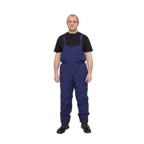 Полукомбинезон утепленный Еврозмина, рабочая зимняя одежда, спецодежда