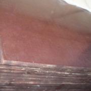 Фото 2 - Фанера ламинированная 1250*2500 от 6 до 40 мм, бакелитовая