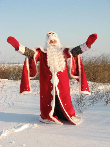 Фото 5 - Дед Мороз и Снегурочка на поселке Котовского!