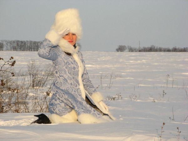 Фото 4 - Дед Мороз и Снегурочка на поселке Котовского!